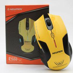 Newmen - Chuột không dây dùng cho Game và văn phòng 24GHz E500 giá sỉ