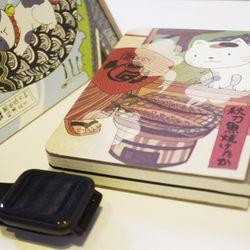 Sổ tay Nhật Bản hình mèo đáng yêu