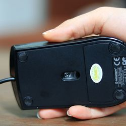 Newmen - Chuột quang có dây 3 nút điều khiển M370 giá sỉ, giá bán buôn