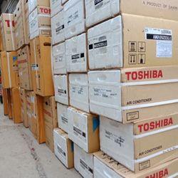 MAY LẠNH TOSHIBA 10HP 15HP v v giá sỉ
