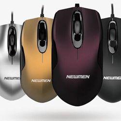 Newmen - Chuột quang có dây dùng cho Game văn phòng M266 giá sỉ