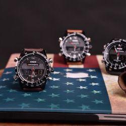 Đồng hồ nam kim điện tử giá sỉ