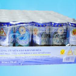 Nước yến sào Sanest - Khay 30 Lon giá sỉ, giá bán buôn