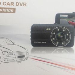 Bộ Camera hành trình ô tô CAR DVR Full HD VIson mặt Da giá sỉ