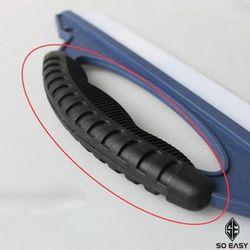 Dụng cụ thiết bị thanh gạt nước lưỡi silicon có tay nắm chuyên dùng rửa kính ô tô xe hơi xe tải văn phòng nhà cửa GNX xanh giá sỉ