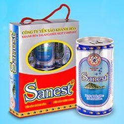 Nước yến sào Sanest - Hộp/Lốc 6 Lon giá sỉ