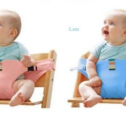 Đai đệm địu đa năng êm ái giữ bé ngồi trên ghế hoặc trên người mẹ khi ăn tiện lợi an toàn thoải máiOTB01 giá sỉ