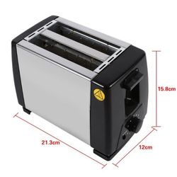 Máy nướng bánh mì 2 ngăn Sokany HJT-016S giá sỉ