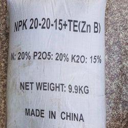 phân bón npk một màu 20-20-15 te giá sỉ