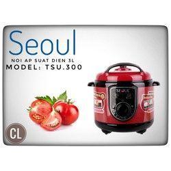 Nồi áp suất điện Seoul 3L giá sỉ