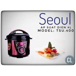 Nồi áp suất điện Seoul 4L giá sỉ