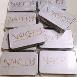 Bộ cọ trang điểm Naked3 giá sỉ