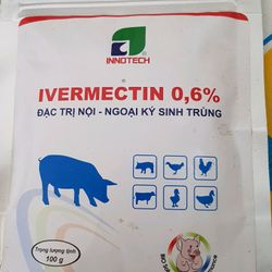 Thuốc trộn thức ăn trị ve chó ve bò giá sỉ