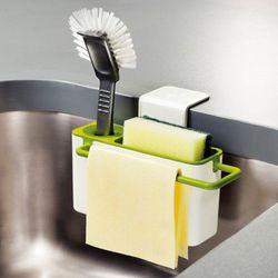 Kệ để dụng cụ rửa chén đa năng có đế hít - ms 18489 giá sỉ