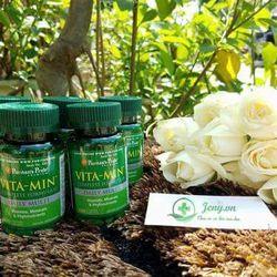 Vitamin tổng hợp Puritans Pride vita-min complete formula giá sỉ