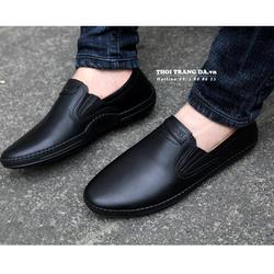 Giày lười da thiết kế đơn giản sang trọng GL85 cung cấp bới MENLI