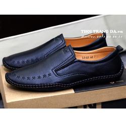 Giày lười da trẻ trung GL101 cung cấp bời MENLI