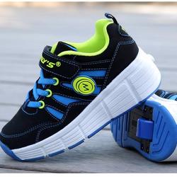 Giày Wheelys cho bé trai và bé gái đa chức năng LED giá sỉ