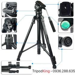 Chân máy ảnh Yunteng VCT668 - Vô địch tầm giá 500K giá sỉ