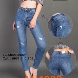 Quần Jeans Nữ MS 1039 giá sỉ