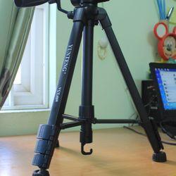 Chân máy ảnh Yunteng VCT668 - Vô địch tầm giá 500K giá sỉ, giá bán buôn