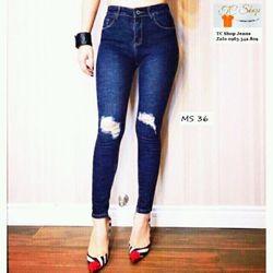 Quần Jeans Nữ MS 36 giá sỉ