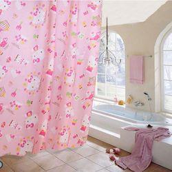 màn treo nhà tắm satin giá sỉ