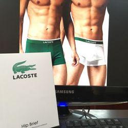 Quần lót nam Lacoste - hộp 2 chiếc