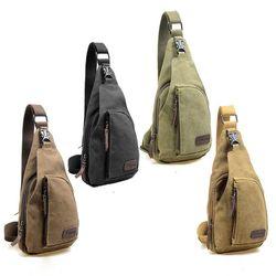 Túi đeo chéo Flish vải bố size LỚN giá sỉ