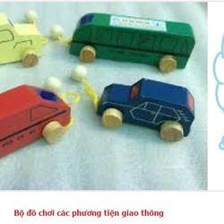 Bộ đồ chơi các phương tiện giao thông-CD2T-03 giá sỉ