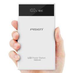 Pisen - Pin sạc dự phòng LCD Power Station - dung lượng 10000mah giá sỉ