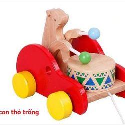 Xe con thỏ trống-TC1T-15 giá sỉ