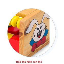 Hộp thả hình con thỏ-GD2T-12 giá sỉ