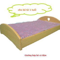 Giường búp bê có đệm-GDT-02 giá sỉ