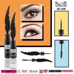 Combo Mascara Kẻ mắt nước Obuse Lông Vũ OB1330 sỉ 55k / cặp xuất xứ TháiLan giá sỉ