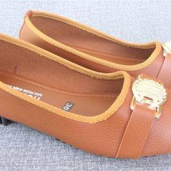 Các mẫu giày búp bê giá rẻ đế hạt đậu phộng giá sỉ