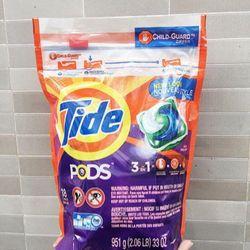 Viên giặt xả Tide hàng Mỹ 38 viên giá sỉ