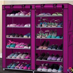 Tủ giày 6 tầng ghép đôi giá sỉ
