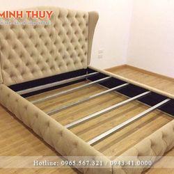 giường ngủ tân cổ điển GNN-03 giá sỉ