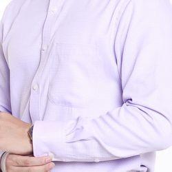 Sơ mi dài tay hồng họa tiết ASM1006 giá sỉ