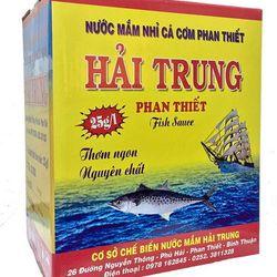 Nước mắm Hải Trung 25 đạm - 6 x 500ml giá sỉ