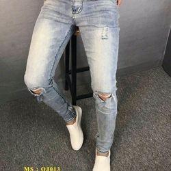 Quần jean nam thời trang phong cách - 013 giá sỉ