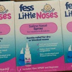 Nước Muối sinh lý Fess Litte Noses Úc giá sỉ
