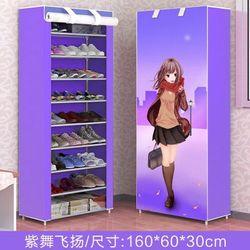 tủ giầy 9 tầng
