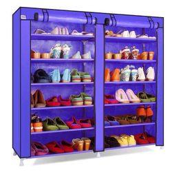 tủ giầy 2 ngăn mỗi ngăn 6 tầng
