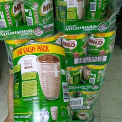 Milo 1 kg của Úc giá sỉ