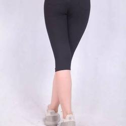 quần legging ngố khóa sườn giá sỉ
