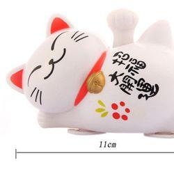 Tượng Mèo Nằm Vảy Tay May Mắn giá sỉ, giá bán buôn