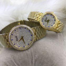 Đồng hồ cặp PIAGETT giá sỉ