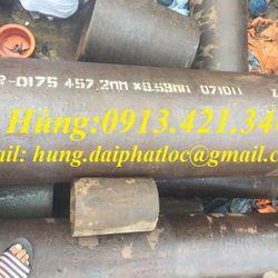 MenThép ống đúc đen phi 355phi 406phi 508phi 610 ống thép mạ kẽm phi 508 x 95ly giá sỉ